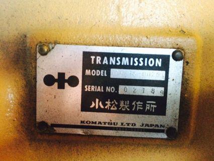 КПП в сборе 196-15-00202 для бульдозеров KOMATSU
