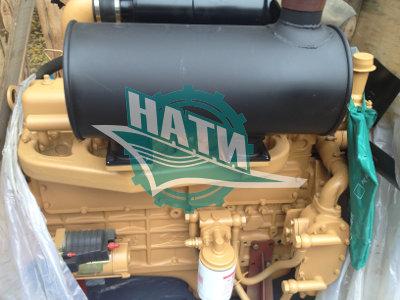 Двигатель YC6108 в сборе